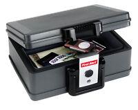 First Alert 2013fe Dokumentenbox Feuerfest Und Wasserdicht Geldkassette Kassette