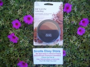 Peachy Details About Revlon Colorstay Pressed Powder 16 Hour Face Powder 870 Very Deep Caraccident5 Cool Chair Designs And Ideas Caraccident5Info