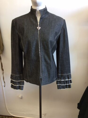 St. John Sport By Marie Gray Size Small Dark Gray
