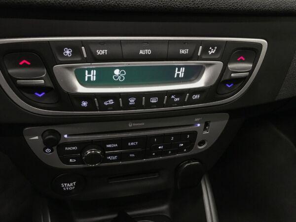 Renault Megane III 1,5 dCi 110 Limited Edition ST billede 9