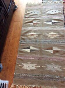 Oaxaca Zapotec Indian Rug Ebay