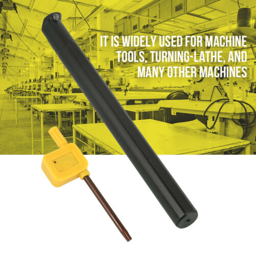 Details about  /S16Q-SDUCR11 High Speed Steel Lathe Boring Bar Turning Tool Holder 16×180mm