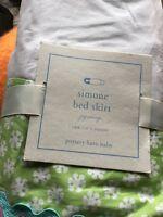 Pottery Barn Baby Simone Bed Skirt Crib Kids