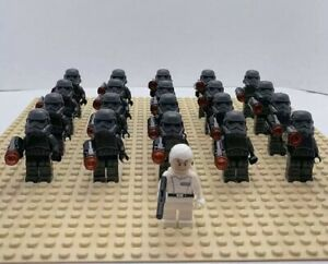 20x-Grey-Storm-Troopers-Mini-Figures-LEGO-STAR-WARS-Compatible