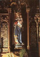 Alte Kunstpostkarte - St. Johannes Baptist Rietberg - Neugotischer Seitenaltar