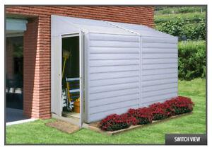 ... Flecha-arroja-4x10-yardsaver-Patio-deposito-ys410 & Arrow Sheds 4x10 Yardsaver Backyard Storage Shed YS410 26862100696 ...