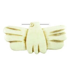 Bone Animal Pendant - Eric Eagle