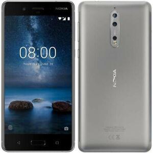 Nokia-8-Smartphone-da-64-GB-di-Memoria-5-3-034-2560-x-1440-Android-Acciaio