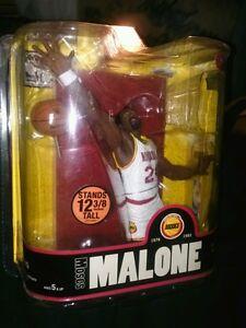 Nouveau Nba Moses Malone Variant Figure Mcfarlane Chase Série 3 Houston Rockets 787926927634