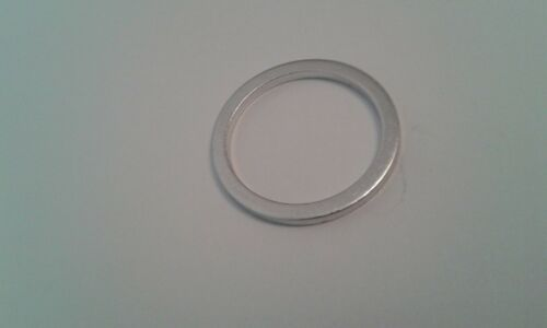 5 Stück Aluminiumring Alu Dichtring Dichtung  24x30x2 mm DIN 7603 Form A