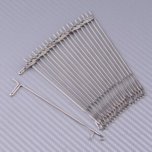 20x-Needles-For-Silver-Reed-Singer-Studio-Empisal-Knitmaster-Knitting-Machine