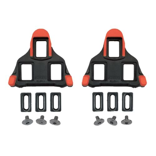SHIMANO RED SM-SH10 SPD-SL FLOAT ROAD BIKE SELF LOCKING CYCLING PEDALS CLEATS