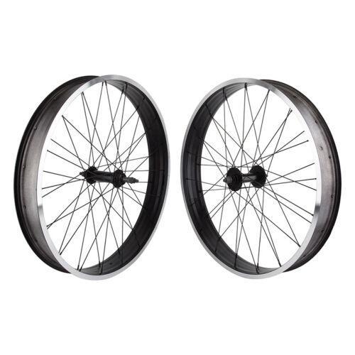 7sp Bo 135/170mm 1 WM Wheels 26x4.0 559x73 Xp736 Bk MSW 36 Fb1000 Stl 5 Reifen, Schläuche & Laufräder Laufräder