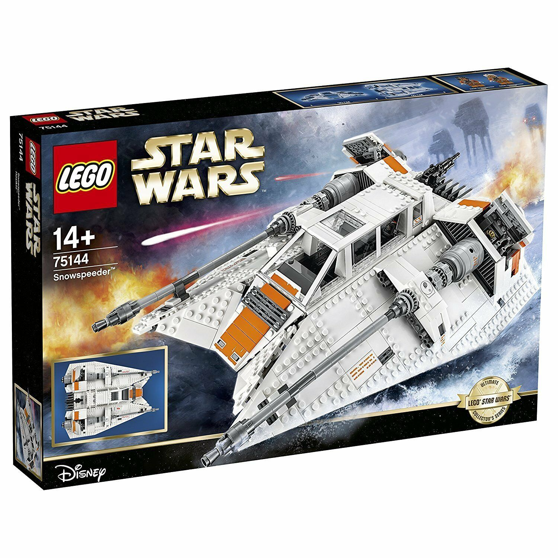 Lego Star Wars™ 75144 Snowspeeder™ Nuovo Confezione Originale Misb