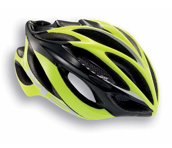 Casque De Vélo MET Mod.INFERNO UL  yellow Fluorescent CHELMET ENFER FLUO  manufacturers direct supply