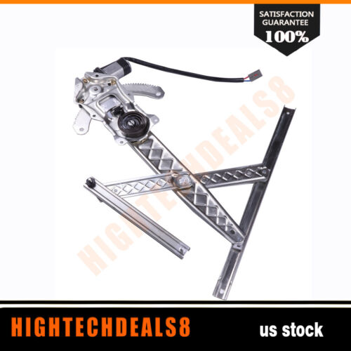 Power Window Regulator Driver Side Front with Motor for Ford Expedition Lincoln