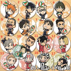"2.3/"" Anime sword art online badges Pins Schoolbag 5.8CM cosplay"