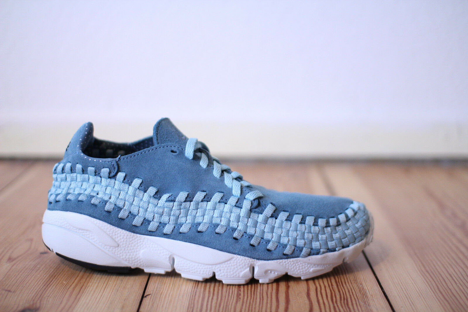 NIKE Air Footscape Footscape Footscape Woven NM Blu Tg. 42,43,44 NUOVO & OVP 331d22