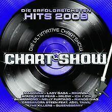 Die-Ultimative-Chartshow-Hits-2009-von-Various-CD-Zustand-gut