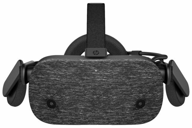 Hp Reverb Virtual Reality Headset Professional Edition For Sale Online Ebay