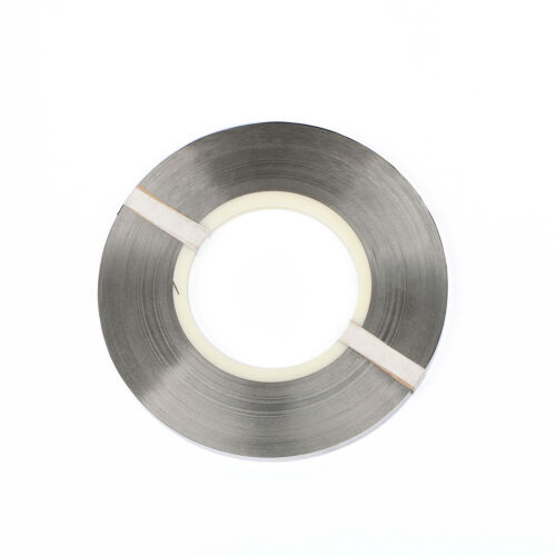 0.15 x 8 mm Pure Nickel Strip for Battery Pack Welding 1 kg//roll by U.S Solid®