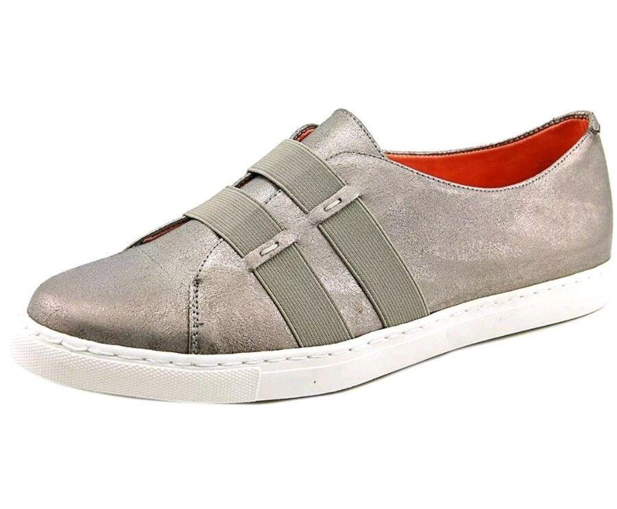 Taryn rosado Sashs para mujer metálico metálico metálico Low Top Elástico Antideslizante en tenis de moda Sz.8  Seleccione de las marcas más nuevas como