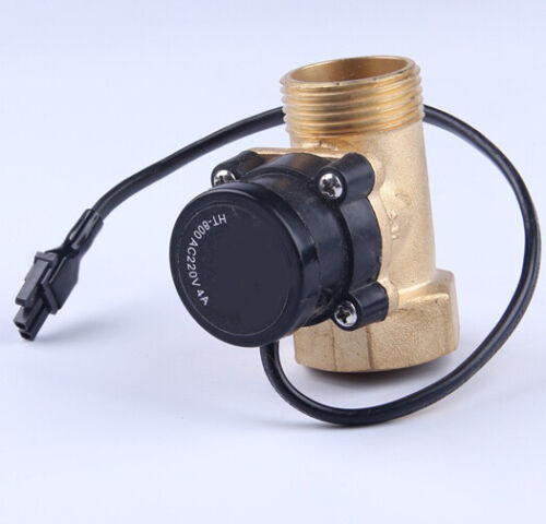 HT-800 G1 Gewinde 220V Durchflusssensor Flusssensor Schalter Flow Meter//