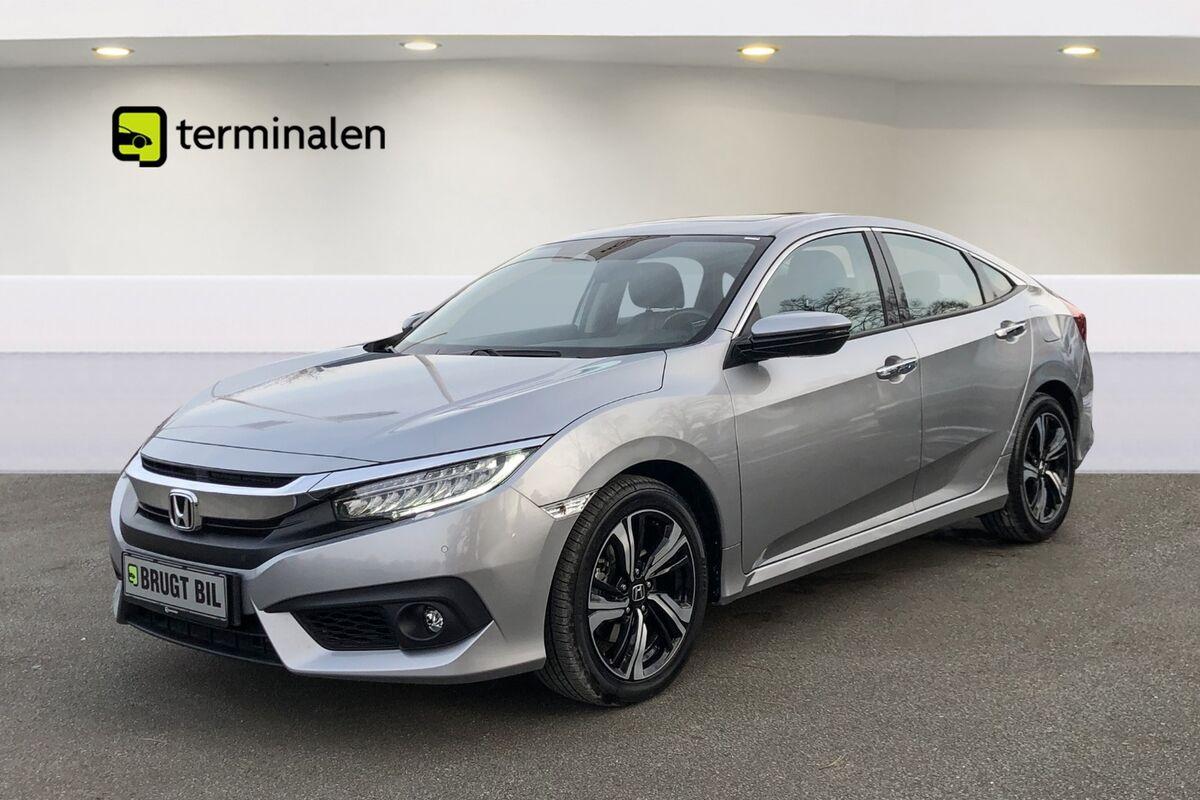 Honda Civic i-DTEC Executive