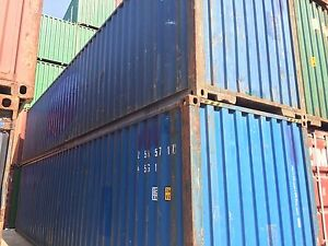 40 Shipping Containers For Sale Ebay >> Details About 40 Hc Shipping Container Storage Container Conex Box In Dallas Tx