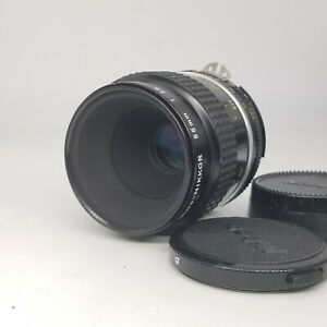 Nikon-Micro-Nikkor-55mm-F2-8-Ai-s-in-excellent-condition