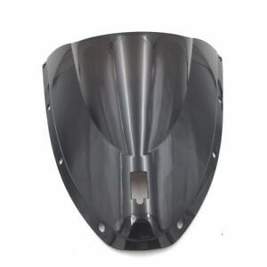 Smoke-Black-Abs-Windshield-Windscreen-For-2003-2004-Ducati-749-999
