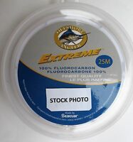 Offshore Angler Extreme 100% Fluorocarbon Leader>>free Warp>>>> Shipping>>>>>>