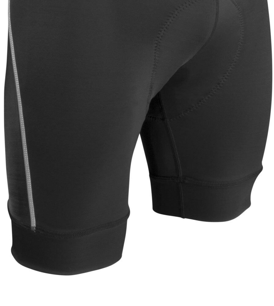 Aero Tech Shorts Designs Big Man Clydesdale Padded Bike Shorts Tech With Wide Chamois 145a45
