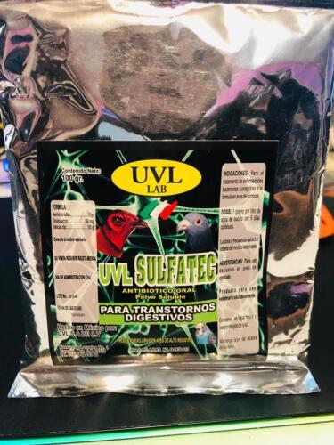 UVL Sulfatec Powder 100 GRAMS