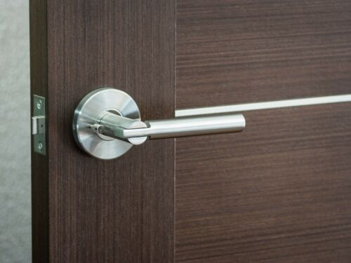 Nova Hardware Saturn Modern Door Lever,Door Handle,Privacy,Passage,Dummy