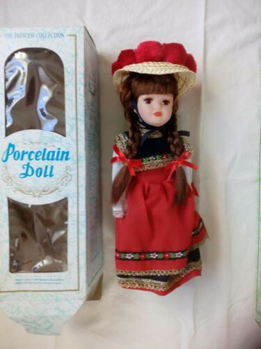 Porcelain Doll The princess collection,Handgemacht,Handbemalt,neu Puppe Puppen & Zubehör