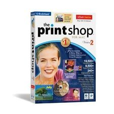 3 user  *NEW* The Print Shop 3 for Mac