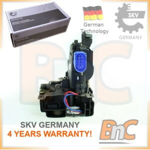 GENUINE-SKV-GERMANY-HEAVY-DUTY-FRONT-RIGHT-DOOR-LOCK-FOR-VW-SEAT