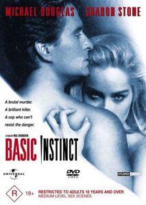 Basic-Instinct-New-Old-Aus-Stock-NEW-DVD