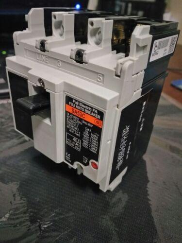 1pcs Nouveau Fuji Molded CASE Disjoncteur SA53C 3P 40 A