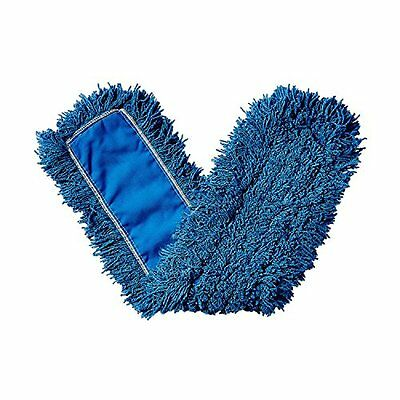 Twisted-Loop Synthetic Dust Mop Blue RUBBERMAID FGJ35300BL00
