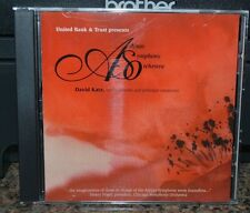 Adrian MI Symphony Orchestra David Katz CD Orff Pratt Griffes Ravel Bernstein 98