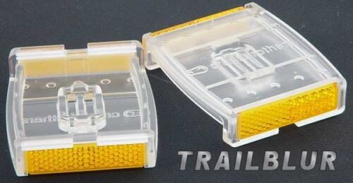 ~GENUINE~ Crank Brothers Flat Platform Adapters Candy Egg Beater Smarty Pedals