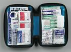 FAO422 81pc Small First Aid Kit - great for bikes, camping, backpacks, strollers
