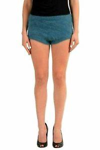 Dsquared2-Angora-Green-Women-039-s-Casual-Shorts-US-XS-IT-38