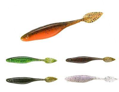 soft baits 12cm Lake Fork LFT Magic Shad 8pcs