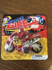 WONDERTREATS INC Super Bike Toy#53