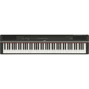 Yamaha P-125 Digital Piano Black 88 Key