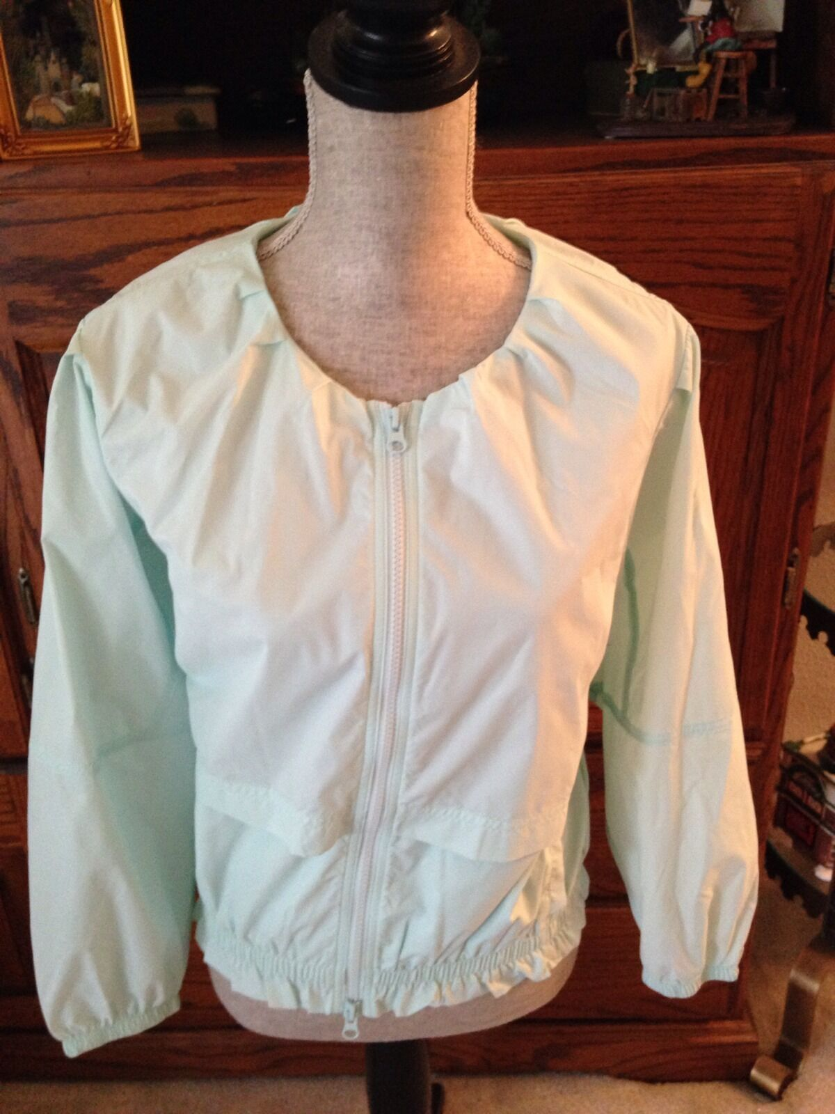 Stella Mccartney Adidas Run NWT Crop Jacket NWT Run fdbe25