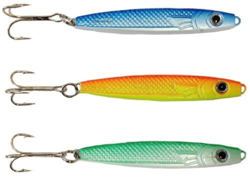 Abu Garcia Kystsilda x3 Spinners and Spoons Lures ALL SIZES